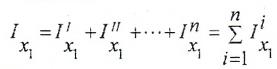 Момент инерции сложного сечения относительно какой-либо оси