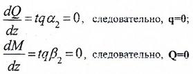 Проверка эпюр по дифференциальным зависимостям