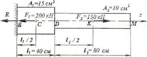 Техническая механика решение задач построение эпюр задачи формулы для решения задач 6 класс