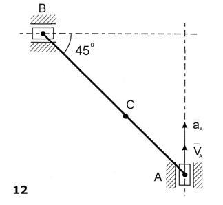 Кинематика плоского движения твердого тела решение задач как решить задачу 12345
