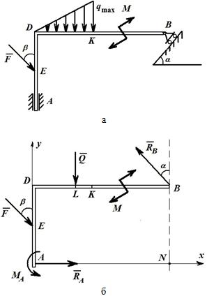 Сопромат примеры решения задач с заделкой решите задачи по физике форум